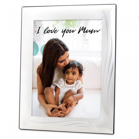 "Happy Mother's Day 10""x8"" Print and Frame"