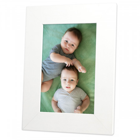 Harriet White Print and Frame