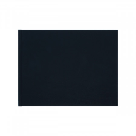 Leather cover Photo Book with Black Theme