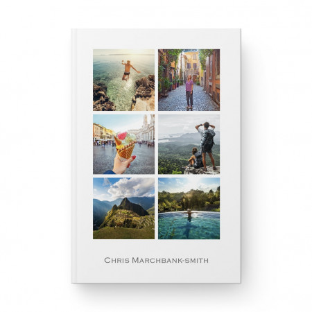 6 Image Notebook