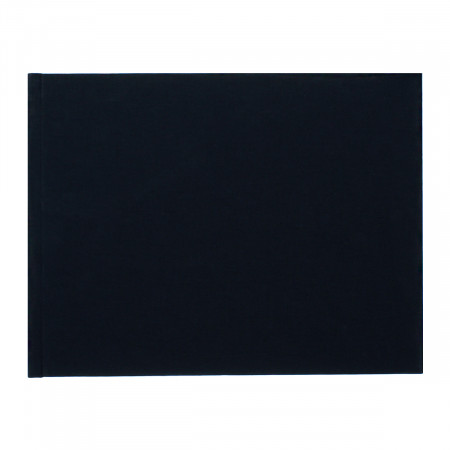 Linen cover Photo Book with Black Theme