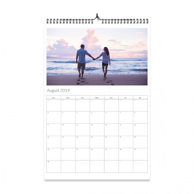 A3 Photo Calendar | A3 Grid Calendar - Tesco Photo