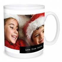 Image and Text Mug