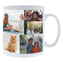 Auto Fill Collage Mug