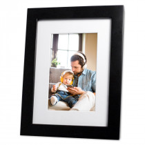 Emily Black Photo Frame