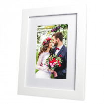 Emily White Photo Frame