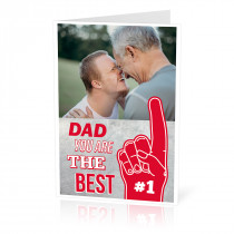 Personalised greeting cards photocards tesco photo the best card m4hsunfo