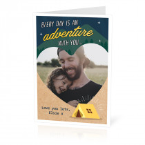 Everyday is an Adventure Card