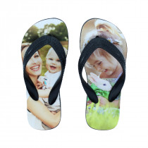995b24f0f0c8 Personalised Photo Flip Flops - Tesco Photo