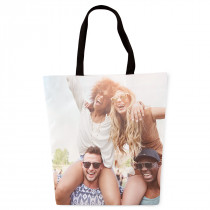Personalised Photo Tote Shopping Bag