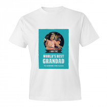 Best Grandad Adult T-shirt