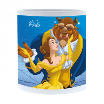 Disney Beauty and the Beast Balcony Scene Mug
