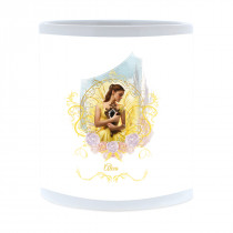 Disney Beauty and the Beast Bell 'Mirror' Mug