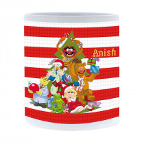 The Muppets Christmas Disney Mug