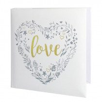 Love Heart Photo Album