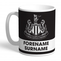 Newcastle United FC Eat Sleep Drink Mug