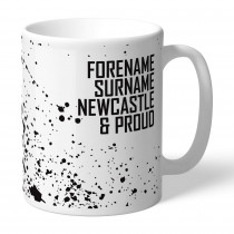 Newcastle United FC Proud Mug