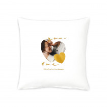 """16"""" You and Me Cushion"""