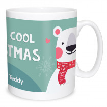 Christmas Polar Bear Mug