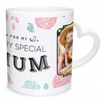 For My Very Special … Heart Handle Mug