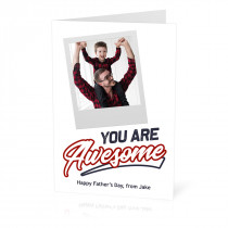 You Are Awesome Card