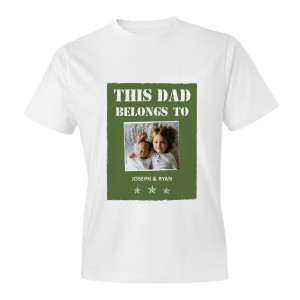 Dad Army Adult T-shirt