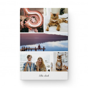 5 Image Notebook