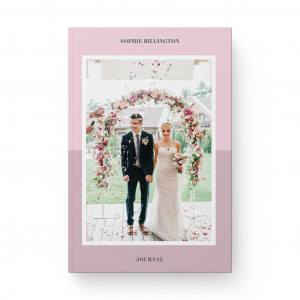 Duo Pink Notebook